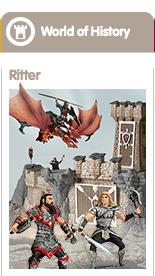 Drachen, Burgen, finstere Recken: So sah es im Mittelalter aus!